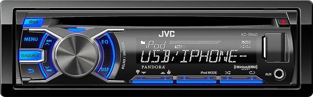 x105KDR640 F jvc kd r650 car stereo wiring diagram ewiring jvc kd r540 wiring harness at virtualis.co