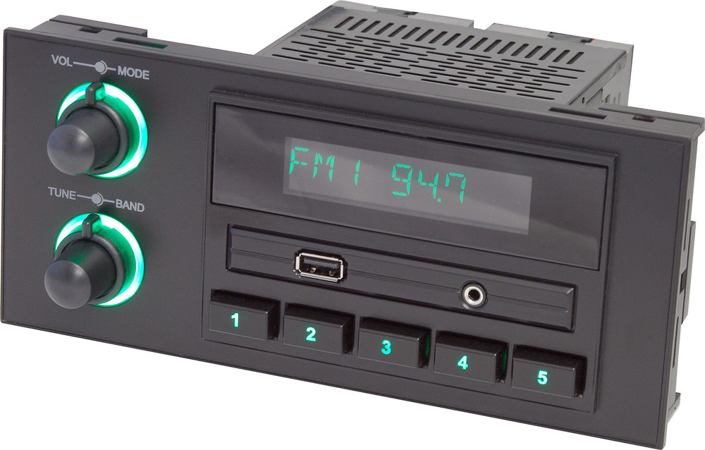Retrosound Newport Digital Media Receiver For Gm Chrysler Ford