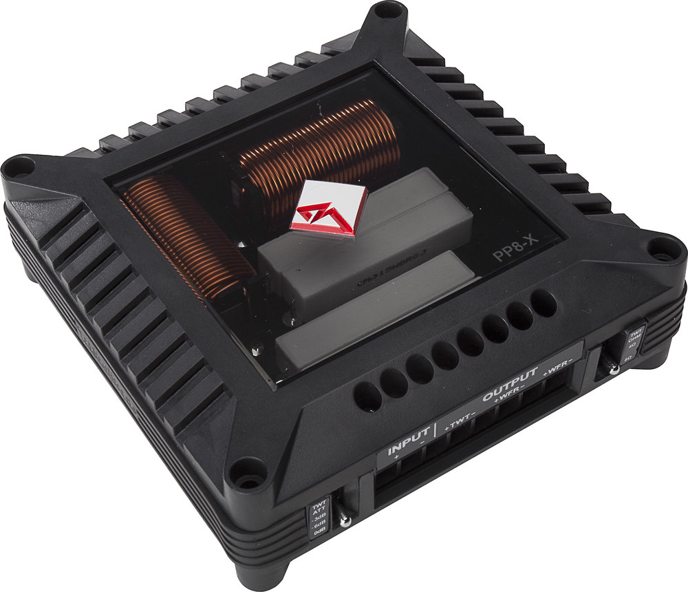 Rockford Fosgate Subwoofers Amplifiers Speakers Subs Punch Car Fuse Box Splitter Pp4 X