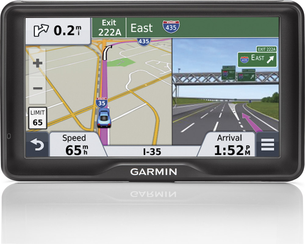 Garmin Nvi 2797lmt Portable Navigator With Voice Activated