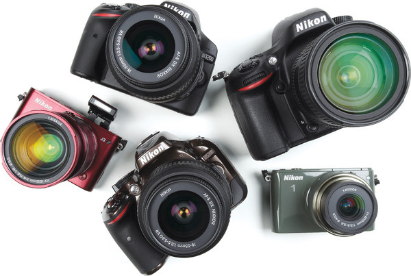 Digital cameras: how to choose