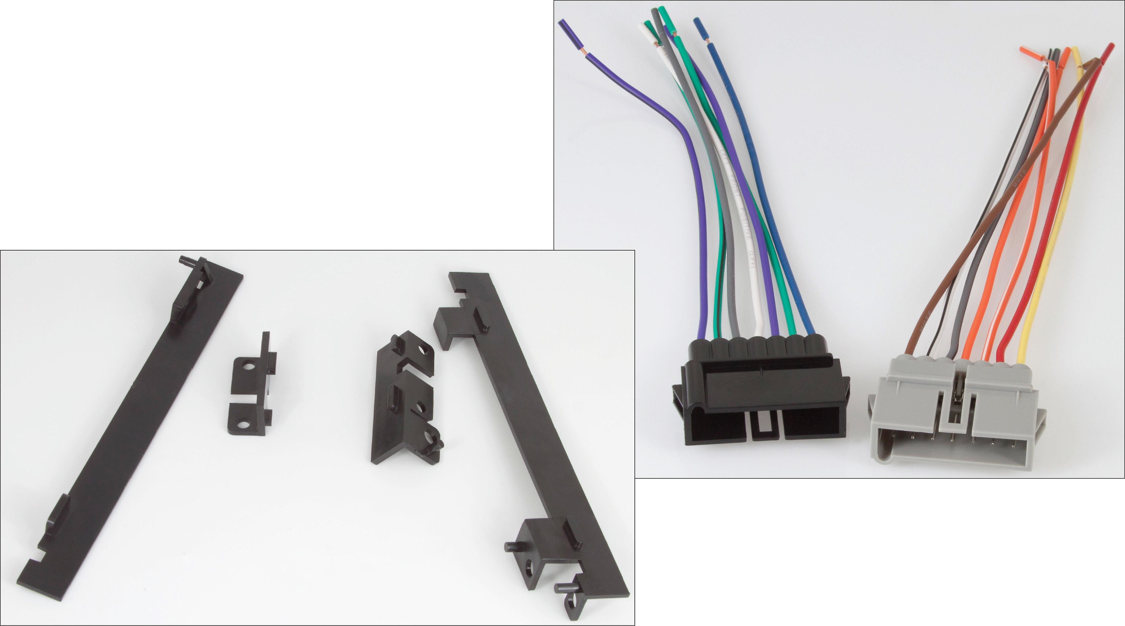RetroSound 270-670 Installation Package on