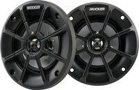 """Kicker 40PS44  4"""" Weatherproof 2-Way Speakers 4-ohm"""