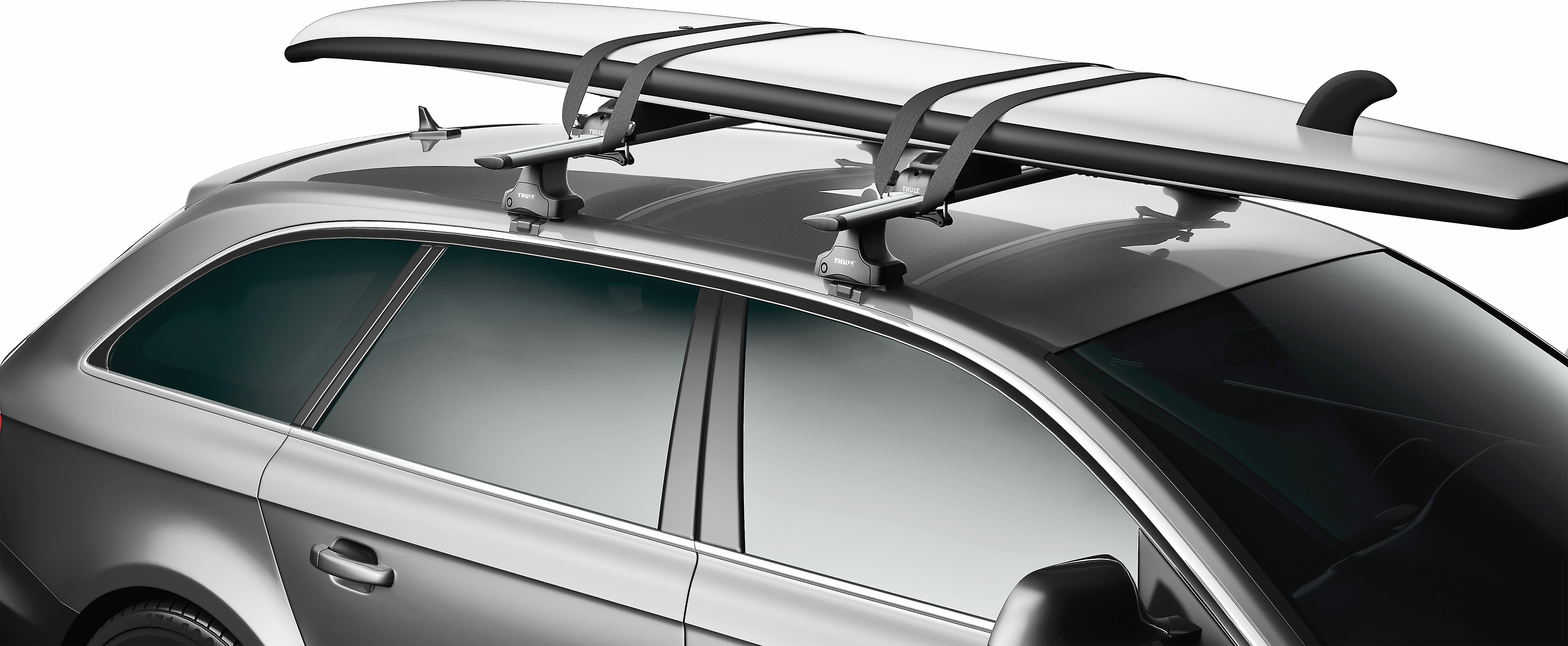 Paddle Board Car Racks >> Thule Sup Shuttle Paddleboard Carrier 811 Mounting System