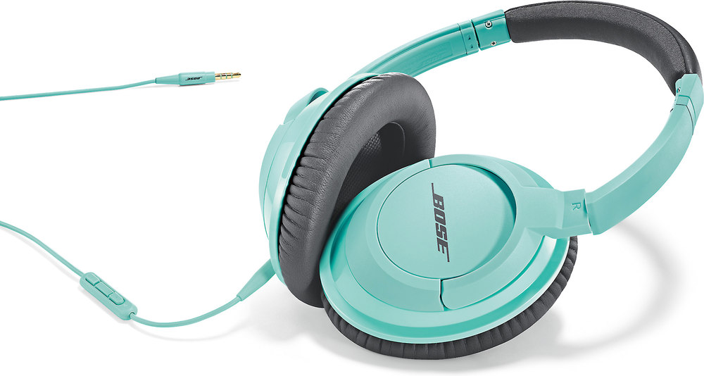bose acirc reg soundtrue acirc cent around ear headphones mint in line remote boseacircreg soundtrueacirc132cent around ear headphones mint in line remote and microphone at com