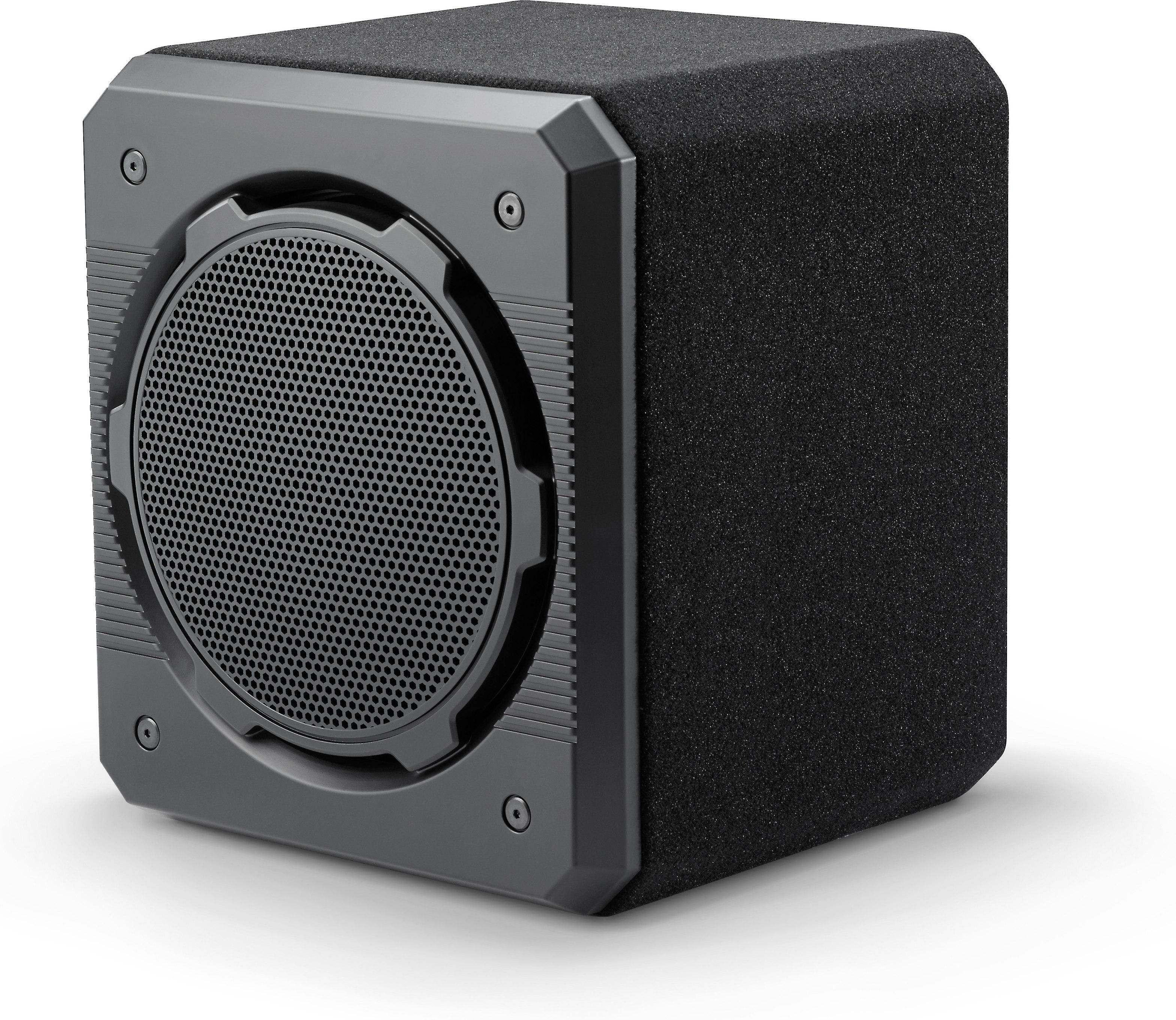 JL Audio 12W6v3 sealed subwoofer box