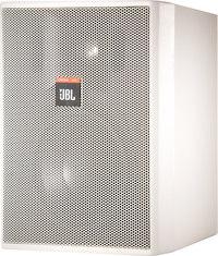 "JBL Control 25AV White  5.25"" 2-way/AV Version"