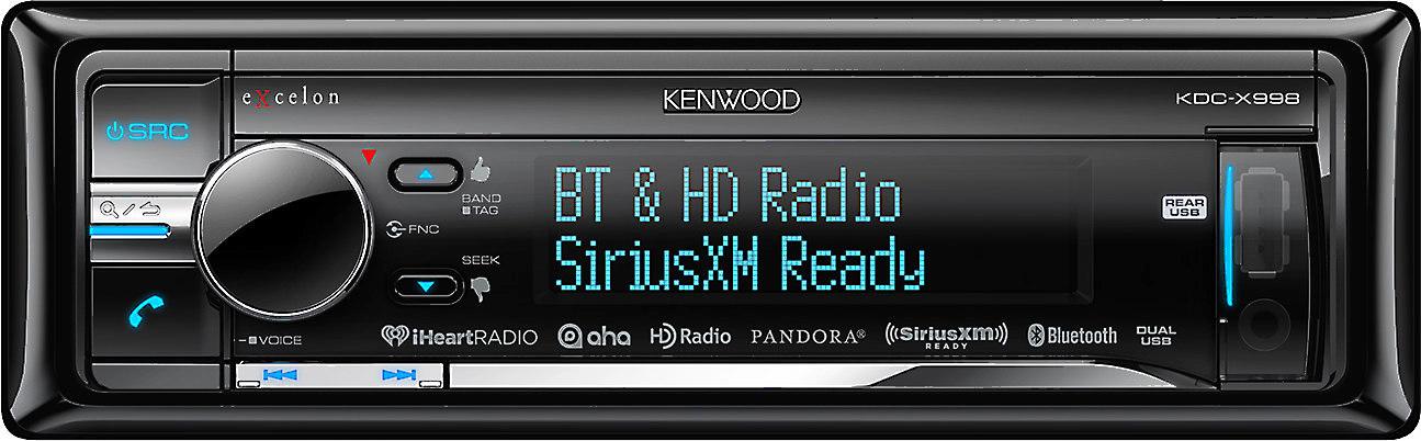 kenwood car radio wiring diagram jeep grand cherokee wj upgrading customer reviews kenwood excelon kdc x998 cd receiver at crutchfield  kenwood excelon kdc x998 cd receiver