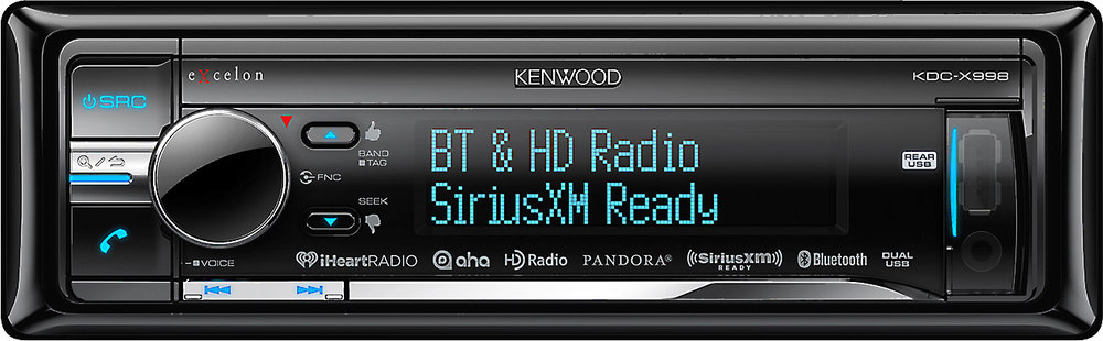 x113KDCX998 F kenwood excelon kdc x998 cd receiver at crutchfield com  at bayanpartner.co