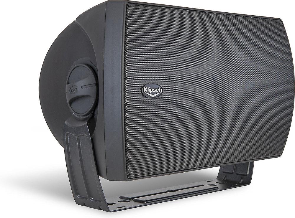 klipsch outdoor speakers. klipsch ca-650t (black) 6-1/2\ outdoor speakers