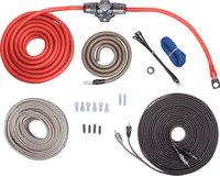 Rockford Fosgate RFK4X  Amplifier Wiring Kit 4 gauge Power