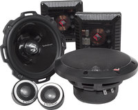 "Rockford Fosgate Power T2652-S  6-1/2"" Component System"