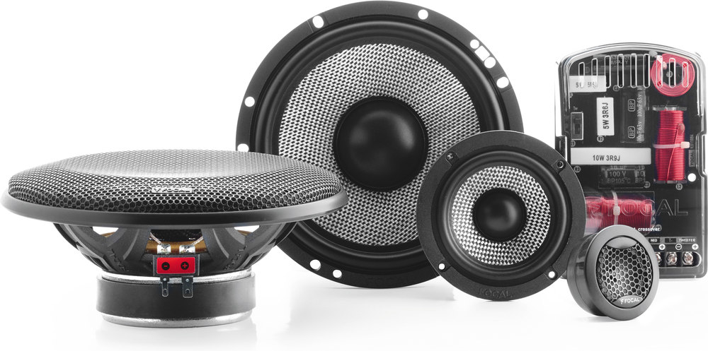 Focal Performance 165AS3 Access Series 634 3way component