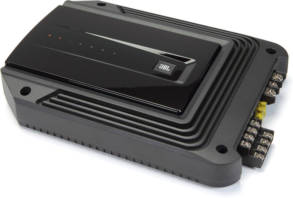jbl gx a604 4 channel car amplifier 60 watts rms x 4 at rh crutchfield com