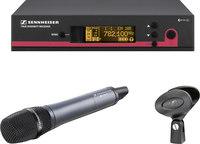 Sennheiser EW 135 G3-A  Wireless e835 cardioid dynamic ca...