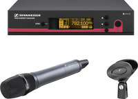 Sennheiser EW 135 G3-G  Wireless e835 cardioid dynamic ca...