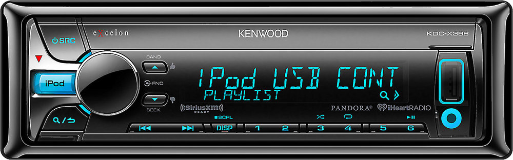 x613KDCX398 F kenwood excelon kdc x398 cd receiver at crutchfield com kenwood kdc x396 wiring diagram at creativeand.co