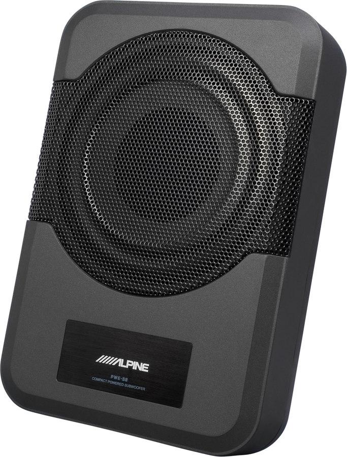 x500PWES8 F alpine pwe s8 compact 120 watt powered 8\