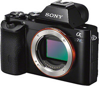 "Sony Alpha ILCE-7SB Interchangeable Lens Camera- E-Mount, 12.2MP, HD, 3"" LCD, Wi-Fi"