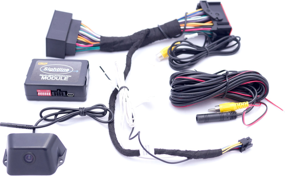 x249RCH75CC F crux rvcch 75cc backup camera system add a rear view camera to  at fashall.co