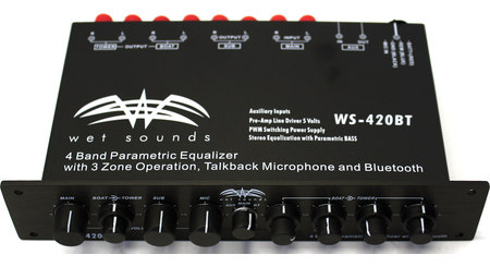 Wet Sounds WS-420 BT