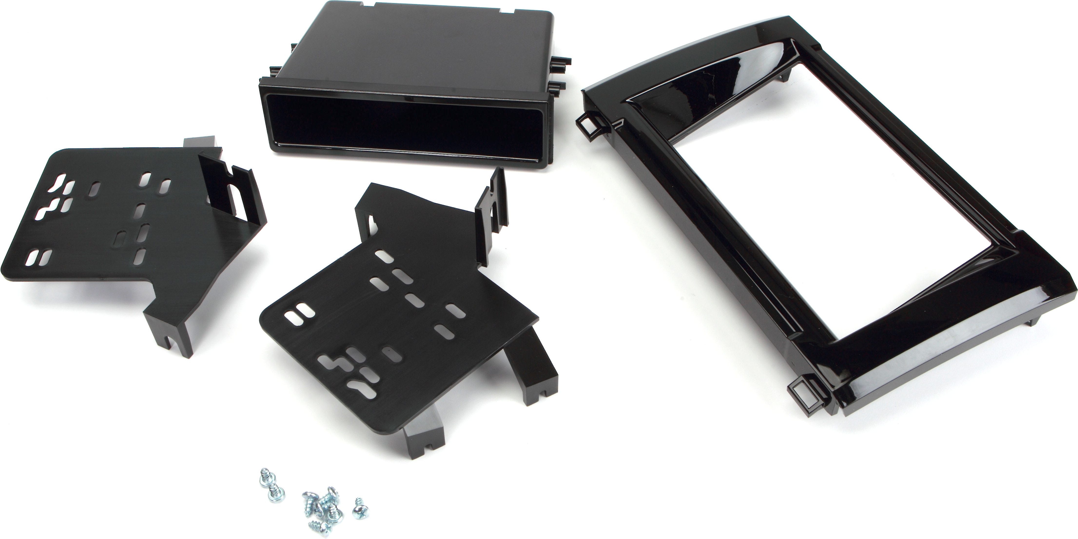 Metra Silver 99-8252 Mounting Kit for Toyota Tundra 2014 /& Up