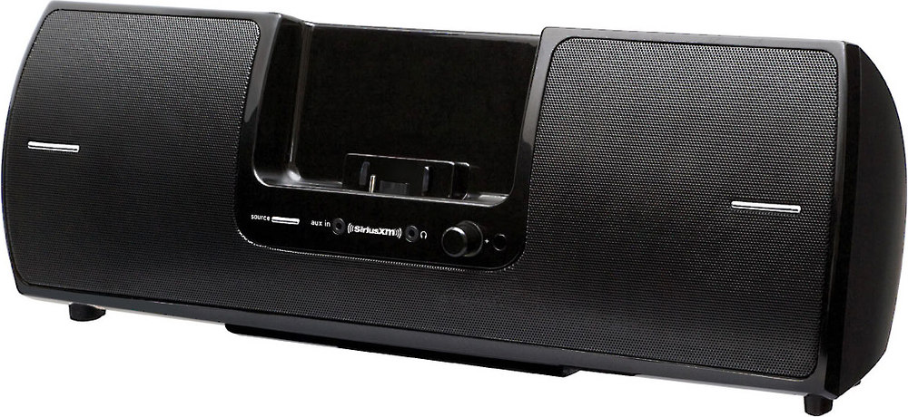 Siriusxm Sxsd2 Portable Speaker Dock Portable Sound System