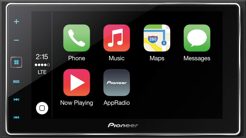 x130SPDA120 F pioneer sph da120 appradio 4 digital multimedia receiver (does not  at n-0.co