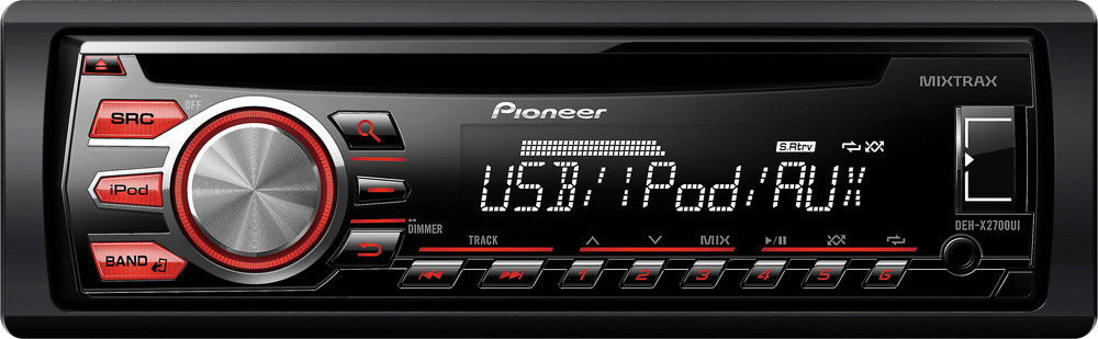 x130X2700Ui F pioneer deh x2700ui (2014 model) cd receiver at crutchfield com pioneer deh x2710ui wiring diagram at fashall.co