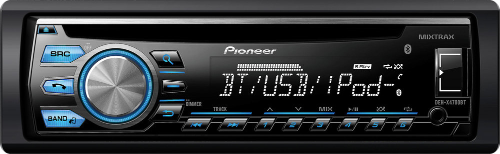 x130X4700BT F pioneer deh x4700bt (2014 model) cd receiver at crutchfield com pioneer deh x6700bt wiring diagram at crackthecode.co