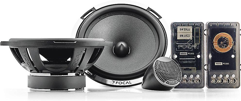 focal performance ps 165v expert series 6 3 4 component speaker focal performance ps 165v expert series 6 3 4 component speaker system at crutchfield com