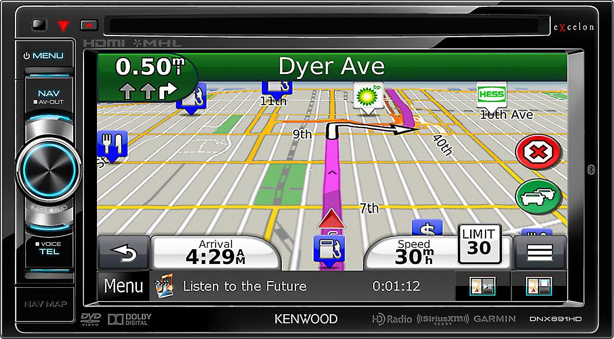 KENWOOD DNX691HD MULTIMEDIA RECEIVER BLUETOOTH DRIVER WINDOWS