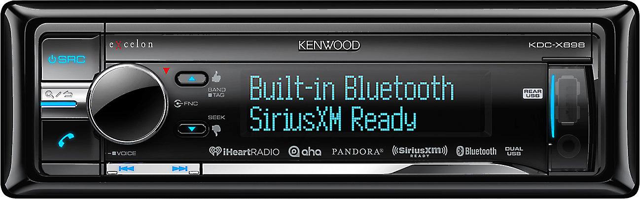 Kenwood Excelon KDC-X898