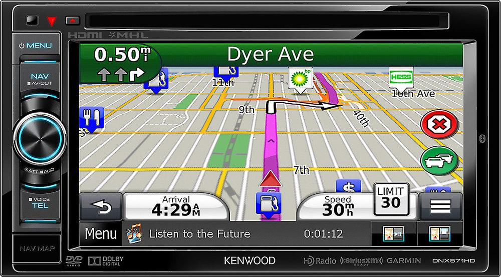 KENWOOD DNX571EX Multimedia Receiver Treiber Windows 10