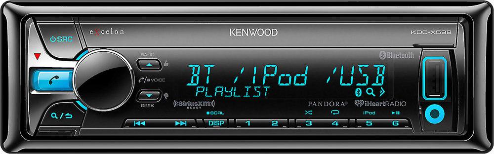 x113KDCX598 F kenwood excelon kdc x598 cd receiver at crutchfield com  at arjmand.co