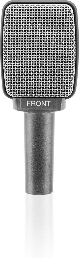 sennheiser e 609 silver supercardioid dynamic guitar amp microphone at. Black Bedroom Furniture Sets. Home Design Ideas