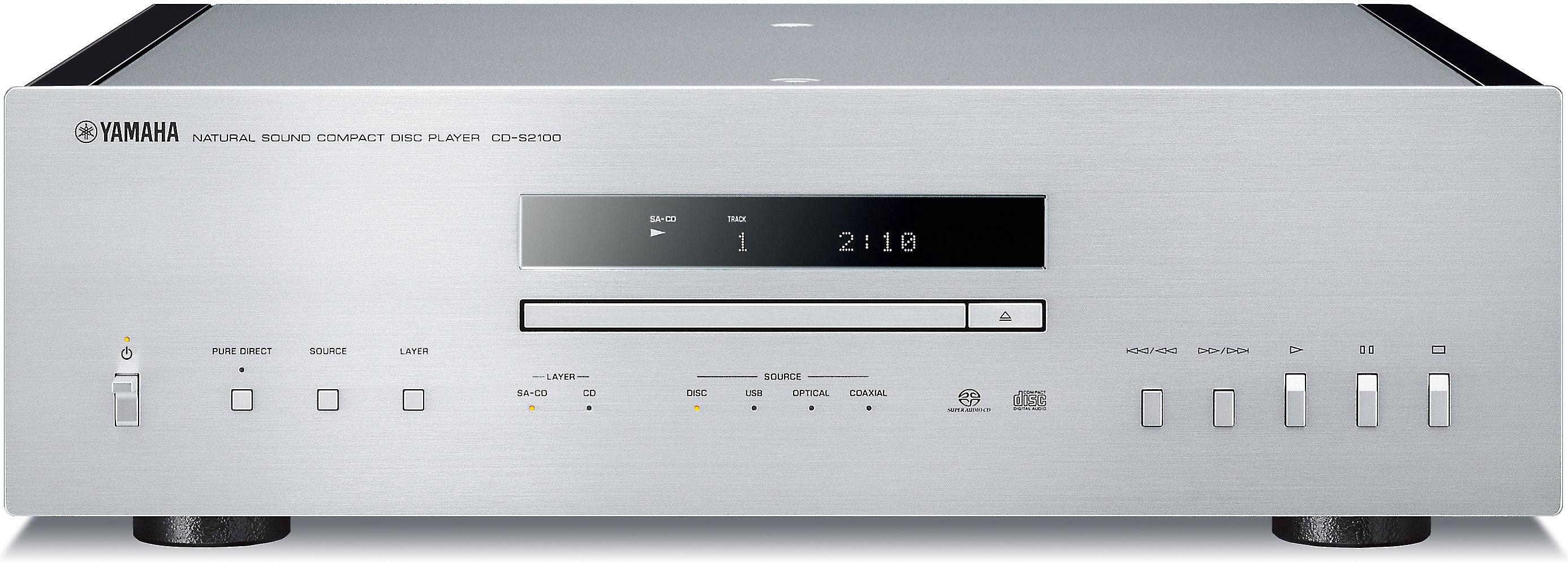 Yamaha CD-S2100 (Silver)
