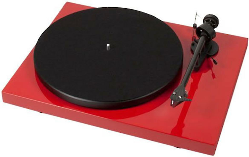 Pro-Ject Debut Carbon (DC) (Gloss Red)