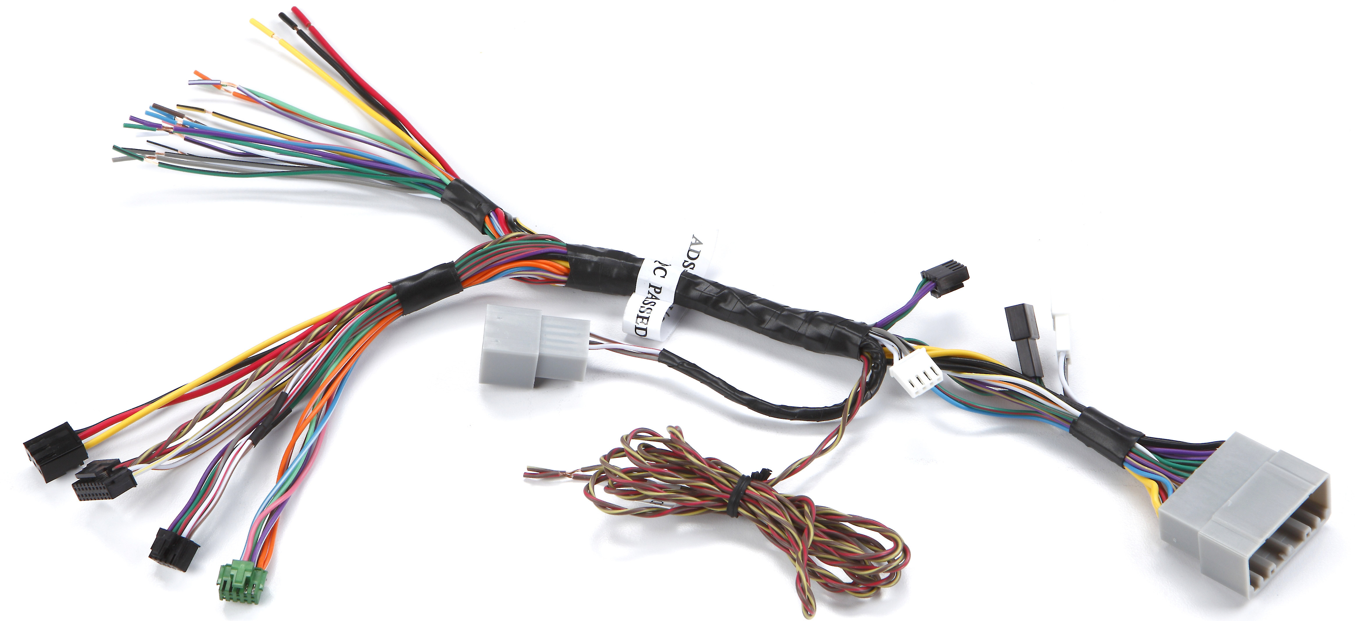 In-Car Technology, GPS & Security Devices Car Terminals & Wiring ...