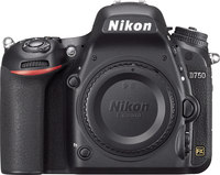 Nikon D750 FX-format DSLR Body Only- 24mp, 6.5fps, Wi-Fi, HD, Tilt LCD