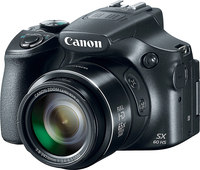 "Canon PowerShot SX60 HS Digital Camera- 16MP, 65X, WiFi, NFC, HD, 3"" VA, 6.4fps"