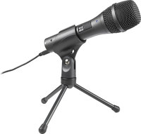 Audio-Technica Dynamic handheld mic w/ USB & XLR outs.