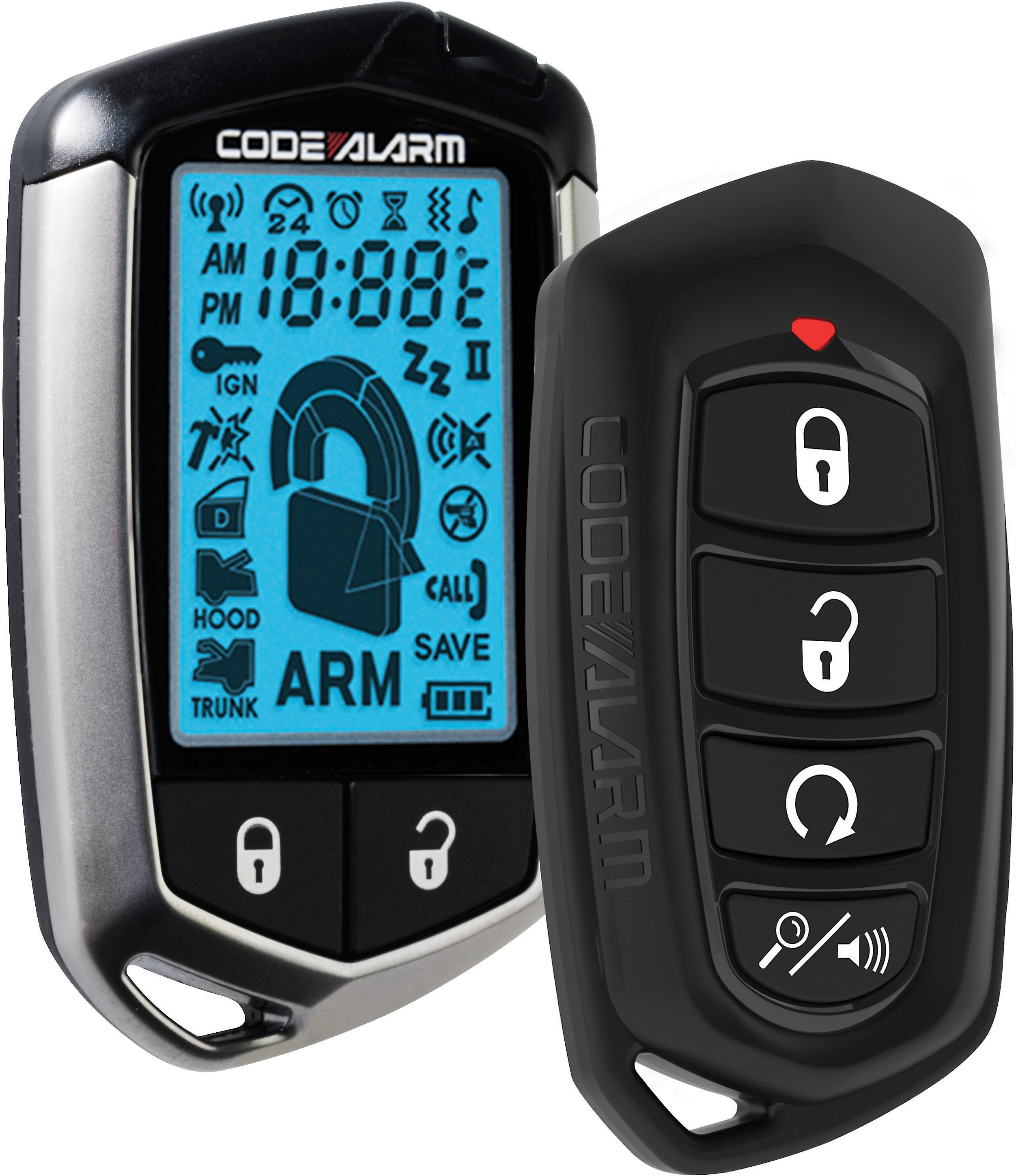 Burglar Alarm Alarm Systems & Security Smart Universal Two Way Motorcycle Alarm Kit With 2 Lcd Transmitters Remote Engine Start Panic Mode And Shocking Alarm
