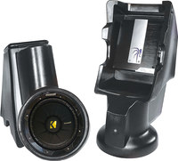 "Select Increments Intra-Pod  8"" Subwoofer and Amp Jeep Co..."