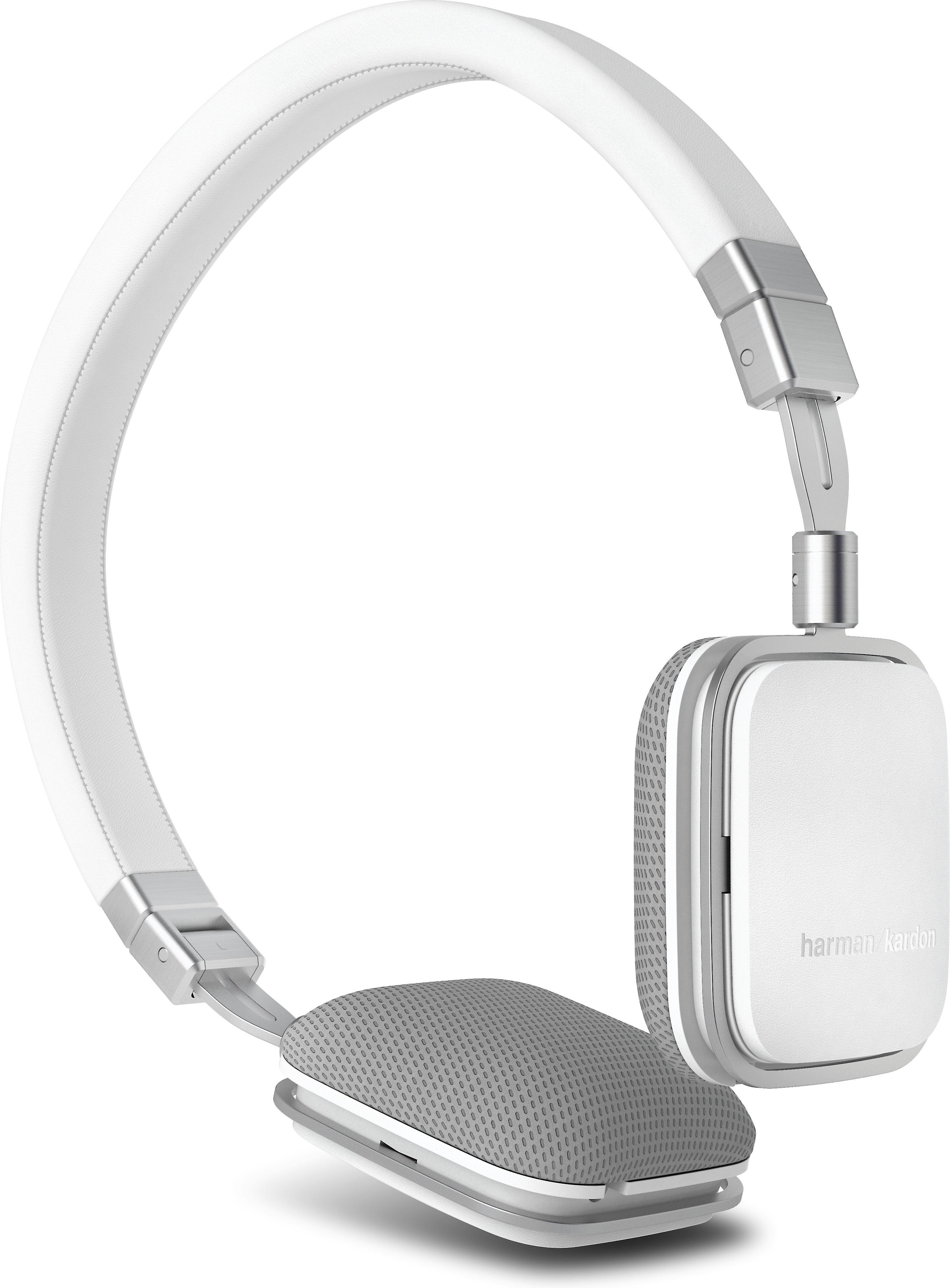 6cd0266dc1f Harman Kardon Soho-I (White) On-ear headphones for iPhone® at  Crutchfield.com