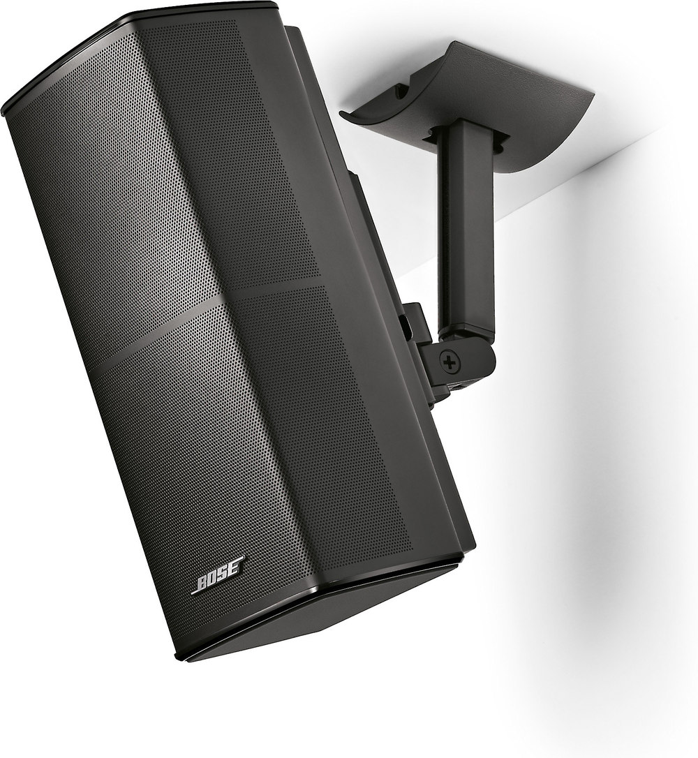 Bose 174 Ub 20 Series Ii Wall Ceiling Bracket Black At