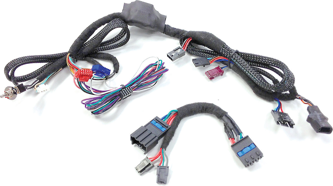 Xpresskit Thgm610c T Harness For Installing Directed Remote Start Systems In Select 2006 Up Gm Vehicles At Crutchfield