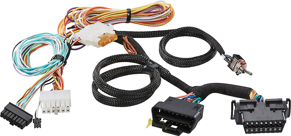 x607THTLC12 F xpresskit thtlc12 t harness for installing directed remote start Wiring Harness Diagram at aneh.co