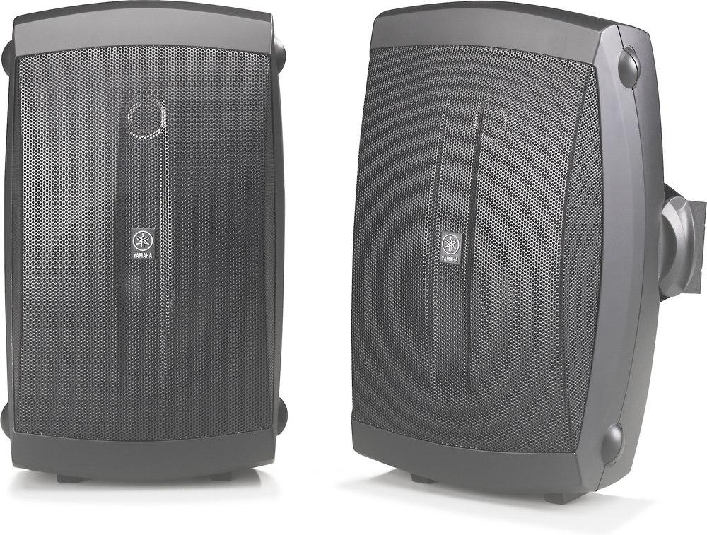 yamaha outdoor speakers. yamaha ns-aw150 (black) all-weather indoor/outdoor speakers at crutchfield.com outdoor -