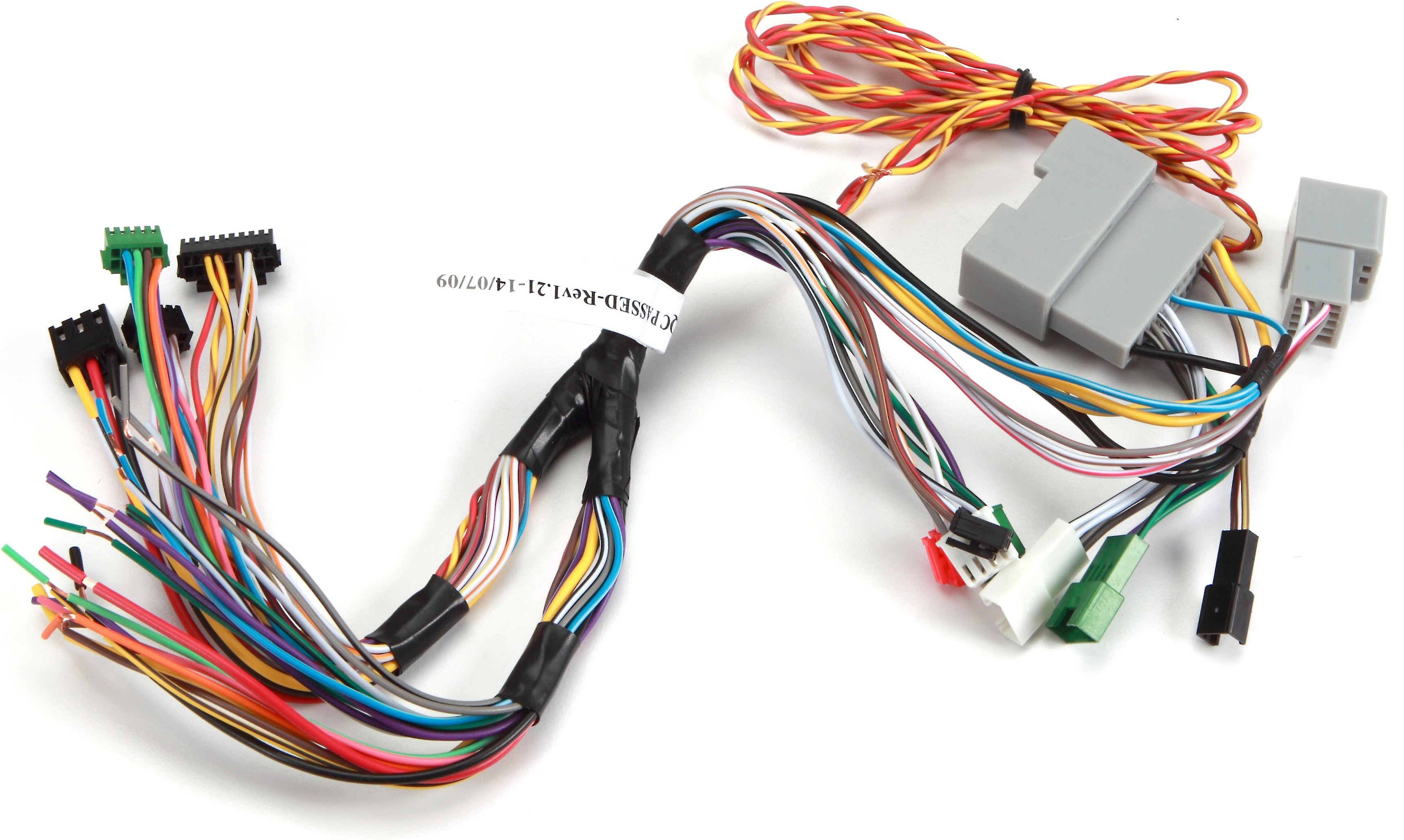 Idatalink Hrn Rr Ch1 Factory Integration Adapter Ads Mrr Module Also Required Connect A New Car Stereo And Retain Steering Wheel Controls And Factory Amp In Select 2007 Up Chrysler Made Vehicles At Crutchfield